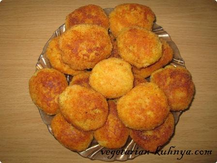 Котлеты из картофеля рецепт без яиц