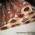 """Вегетарианский торт """"Монастырская изба"""""""