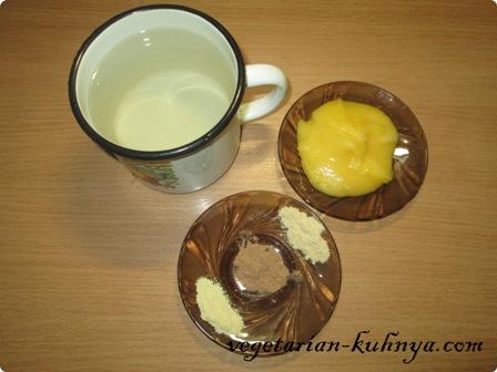 Ингредиенты для напитка со специями