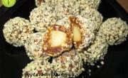 Финиково-ореховые шарики с начинкой