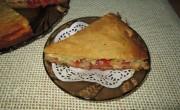 Вегетарианский овощной пирог