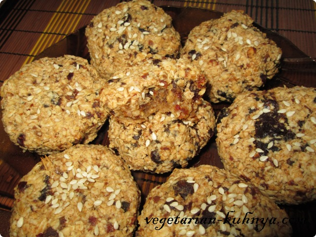 Финиковое печенье